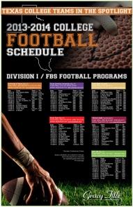 2013TexasCollegeFootballSchedule-1