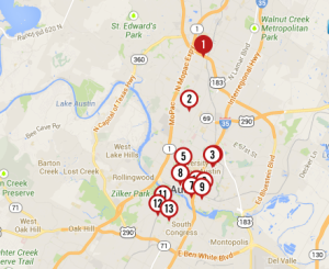 Eater Map